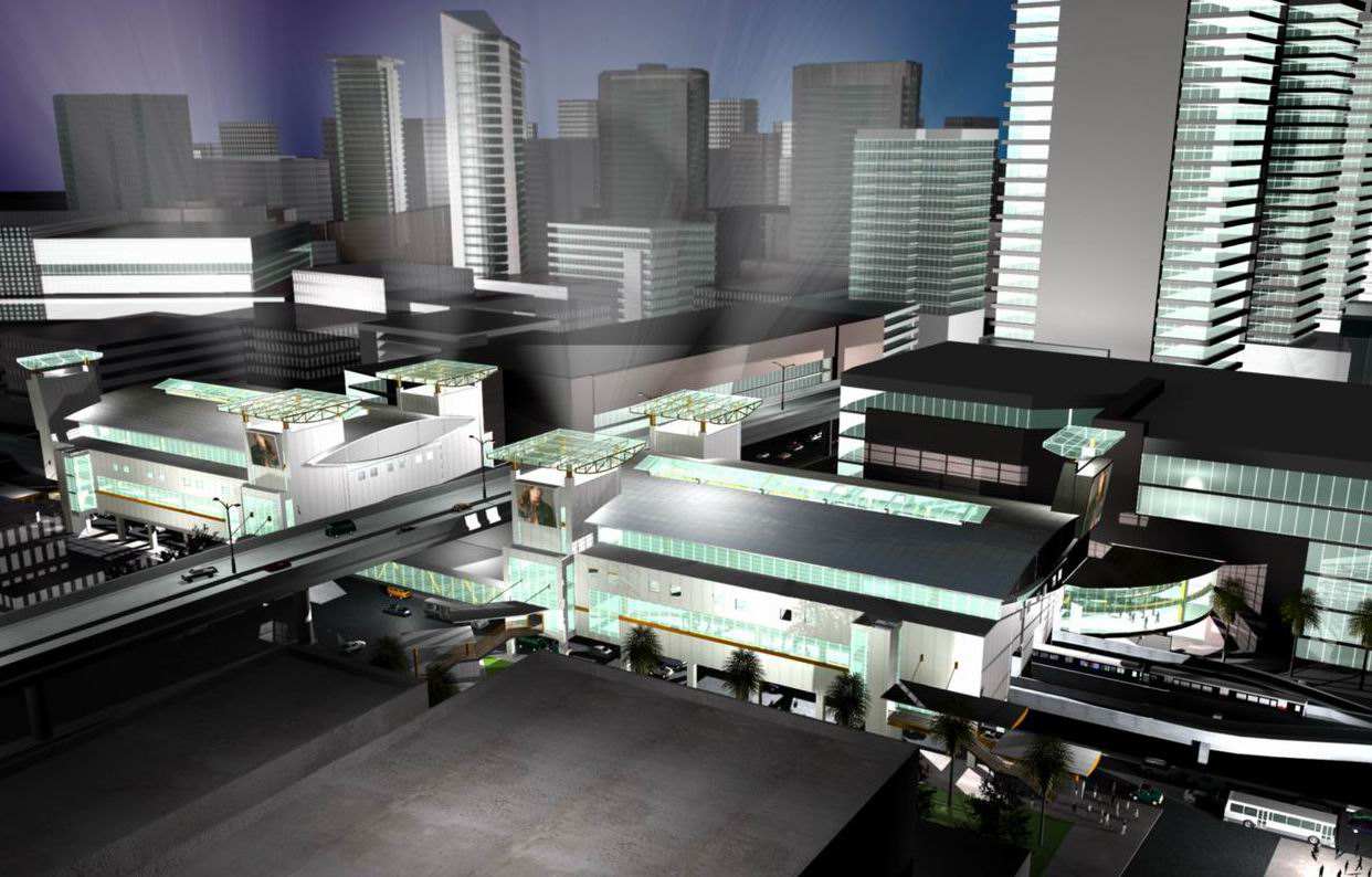 Shaw Station Joint Development 3D