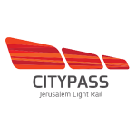 Citypass Light Rail Jerusalem